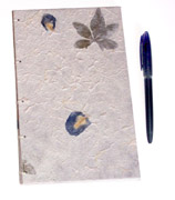 floral paper cover